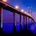 Sydney Lanier Bridge by tcdeveau