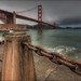 Golden Gate Bridge with Ft. Point