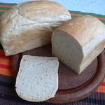 Dinkelweißbrot nach Bäcker Süpke