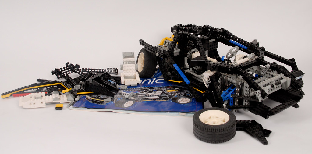 videos of lego technic crashes lego technic mindstorms. Black Bedroom Furniture Sets. Home Design Ideas