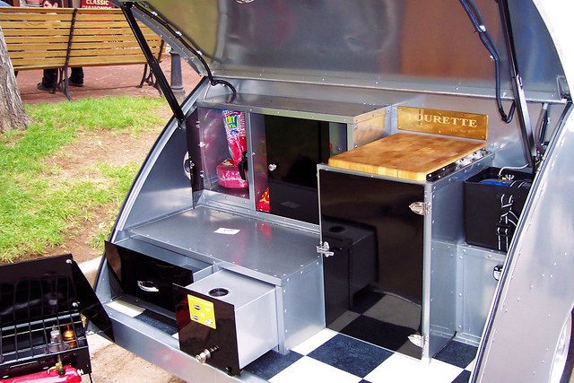 Teardrop Galley, Old Colorado City, Colorado Springs, August 22, 2004