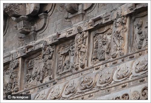 图5-1佛教故事浮雕