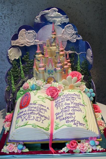 fairy tale castle book report