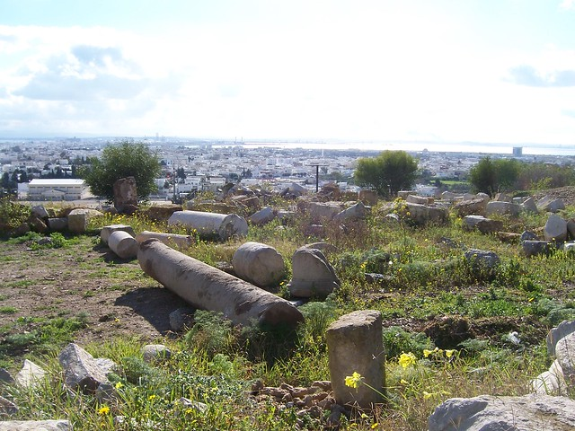 Carthage / Byrsa Hill