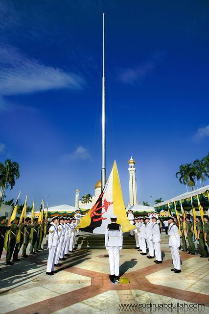 Hari Kebangsaan Negara Brunei Darussalam 2015 | New Style