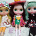 Mrs Retro Mama, Nostalgic Pop & Miss Sally Rice~