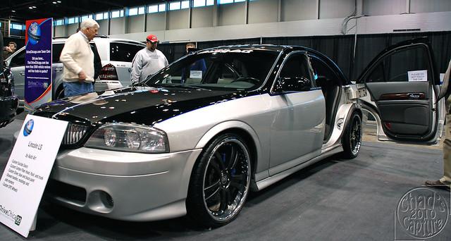 Custom Lincoln LS