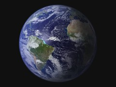 Blue Marble Animation