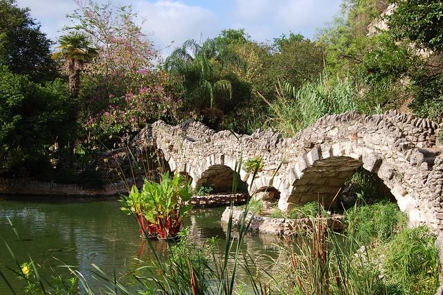 Japanese Sunken Garden San Antonio Texas Flickr