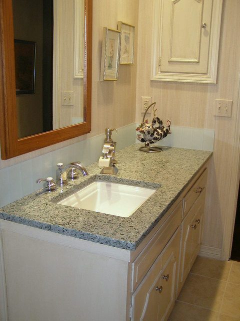 Alternatives To Granite Countertops : Vetrazzo alternative to granite countertops (100) Flickr - Photo ...