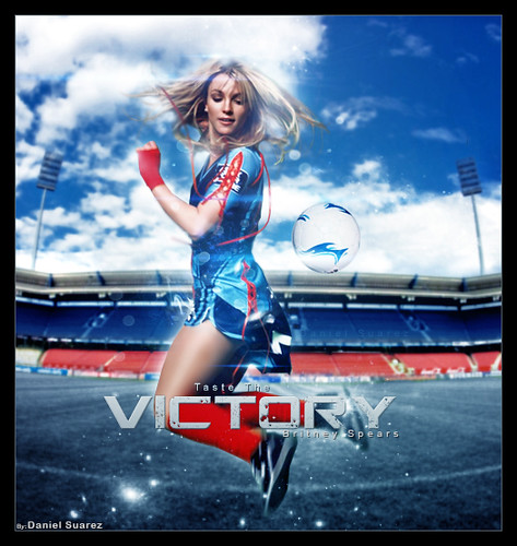 Britney Spears - Taste The Victory