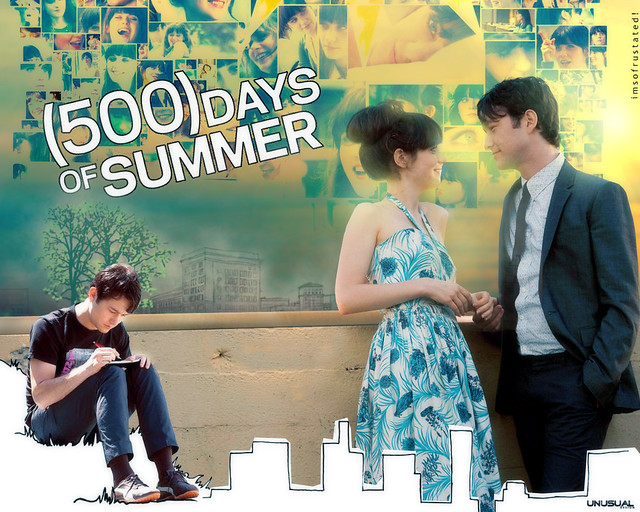 500 Days Of Summer! <3 to: [i'msofrustated!]