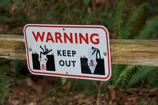 More Warning Signs