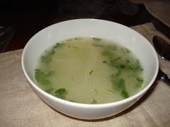 produce(0.0), food(1.0), leek soup(1.0), dish(1.0), broth(1.0), soup(1.0), cuisine(1.0),