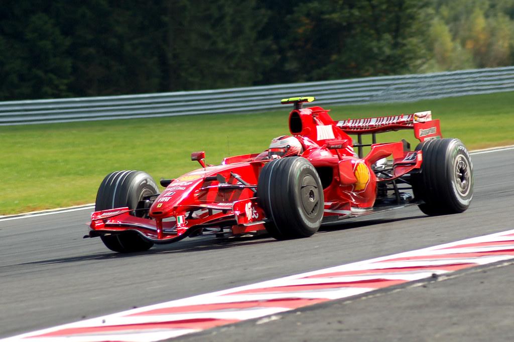 Räikkönen pole pozíciós köre a 2007-es Belga Nagydíjon (videó)