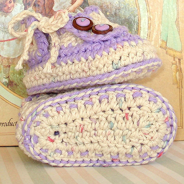 Booties USA - Free Patterns for crochet