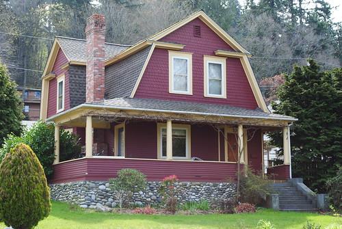 Bungalow exterior colors combinations joy studio design for Bungalow paint schemes