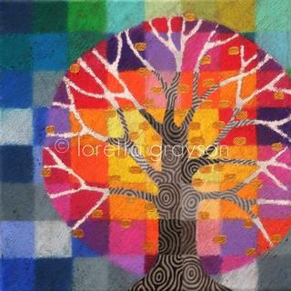 test pattern tree