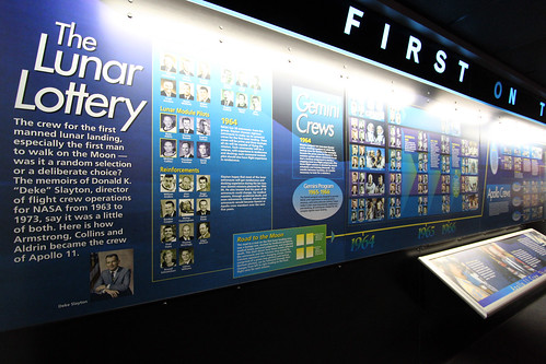 U.S. Astronaut Hall of Fame #027