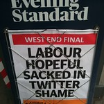 Labour Hopeful Sacked In Twitter Shame
