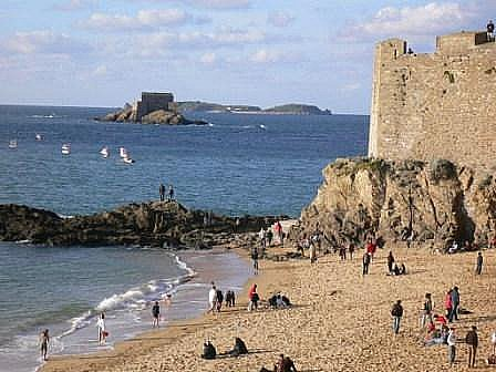 plage de saint malo flickr photo sharing. Black Bedroom Furniture Sets. Home Design Ideas
