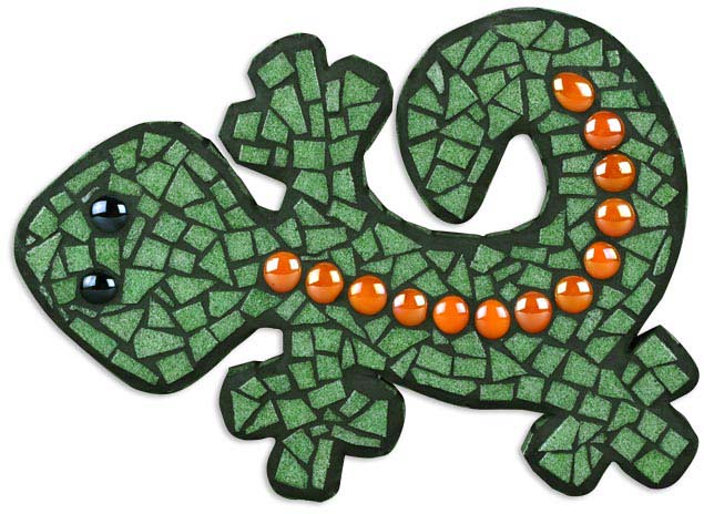 Mosaic Animals | NOTE: Please use this image to provide insp ...