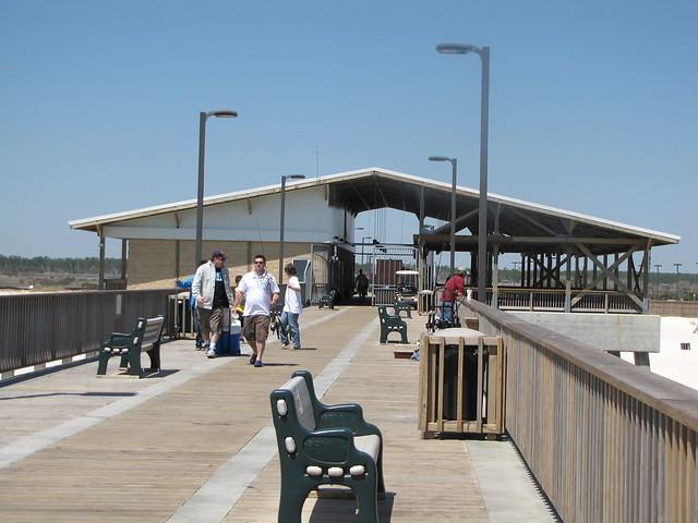 State fishing pier gulf shores alabama flickr photo for Pier fishing gulf shores al