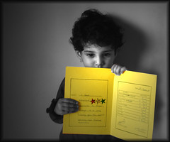 Marziyas Report Card by firoze shakir photographerno1
