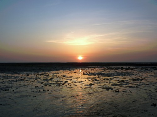 Sunset On Beach 6