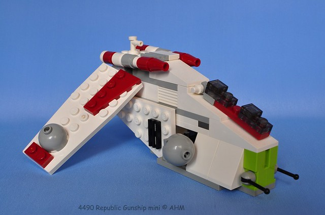 Lego Star Wars Mini Republic Gunship Star Wars Republic Gunship