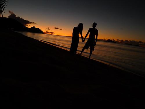 fiji 海滩 bula 斐济
