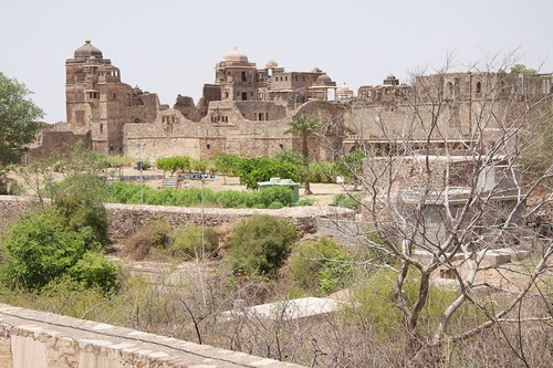 Chittorgargh temple complex