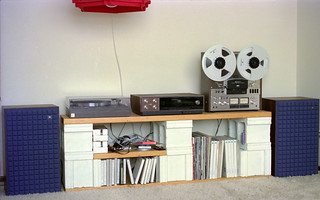 My stereo system back in 1973 | by D18