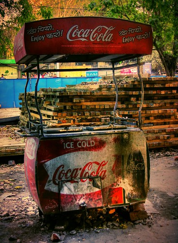 Coca Cola - HDR by mokastet