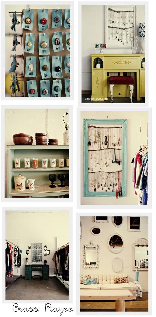 Brass razoo shop tour decor8 for Furniture nampa idaho