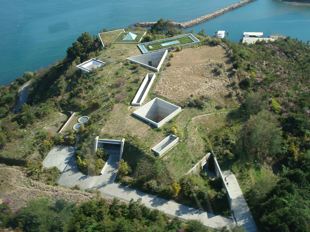 Weekend Photo Theme - Museums Around the World - Chichu Art Museum, Naoshima