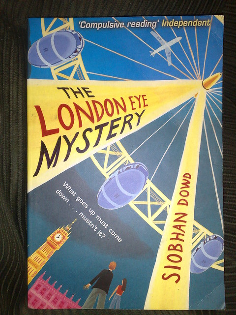 London Eye Mystery Series