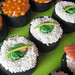 Sushi Mini Cakes - California Roll