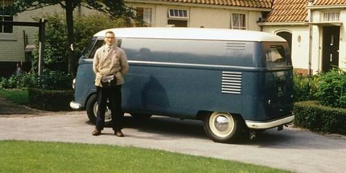 NA-63-75 Volkswagen Transporter bestelwagen 1952