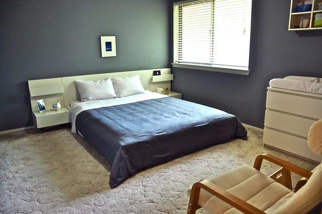 Unterschrank Waschmaschine Ikea ~ Malm Bed and dresser  Flickr  Photo Sharing!