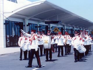 Darwin's Airport Terminal Opening December 1991
