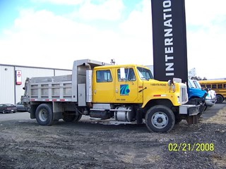 1999 International 2554 Crew Cab