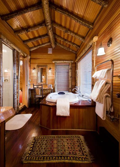 Cabin Bathroom Flickr Photo Sharing