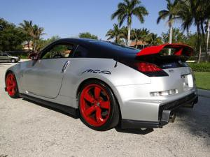 2007 Custom Nissan 350z Nismo Flickr Photo Sharing