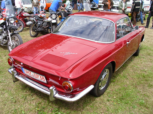 vw typ 34 karmann ghia 1600 l coupe 1965 69 1 a photo. Black Bedroom Furniture Sets. Home Design Ideas