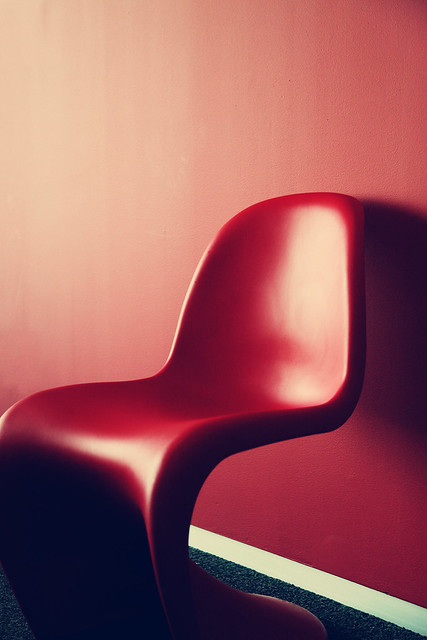 My Little Red Chair...