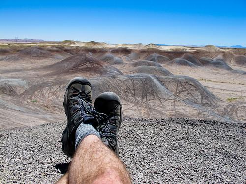 Arizona Desert - Boots