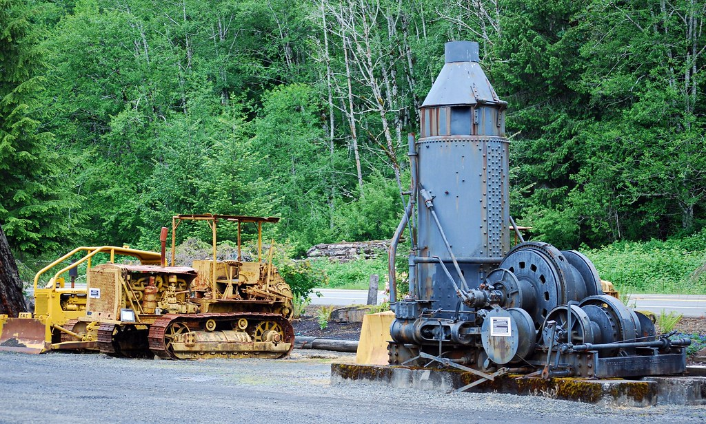 HAYES LOGGING EQUIPMENT FOR SALE