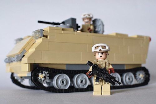 M113 tan colour