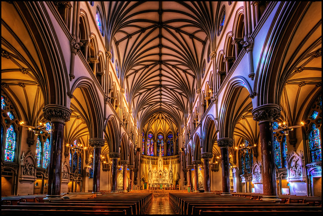 St Francis Xavier College Church, St. Louis, MO.